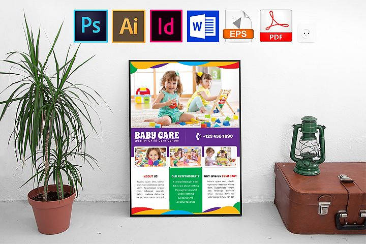 Poster | Baby Care Vol-02