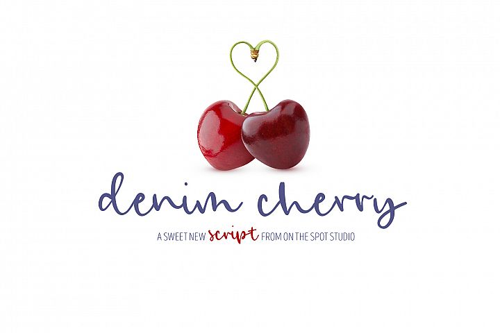 Denim Cherry