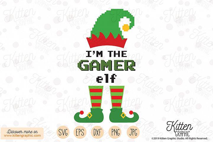 Im the gamer elf