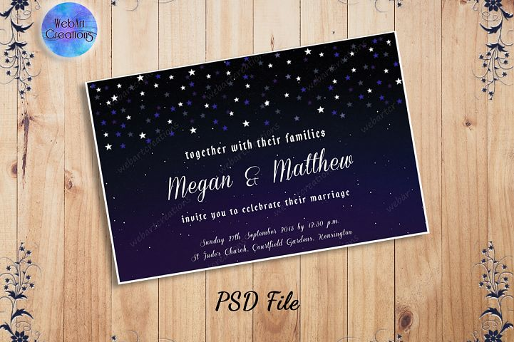 Wedding Card Set