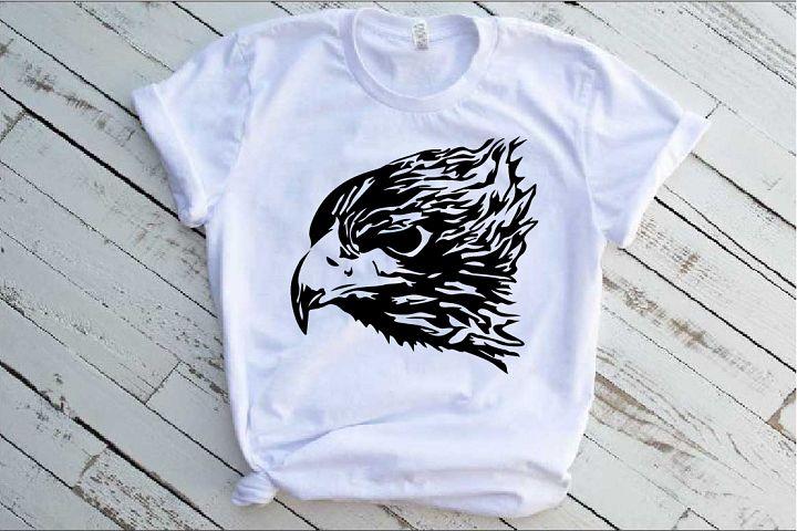 Eagle Head Eagles svg Patriotic 4th of July American 1318S