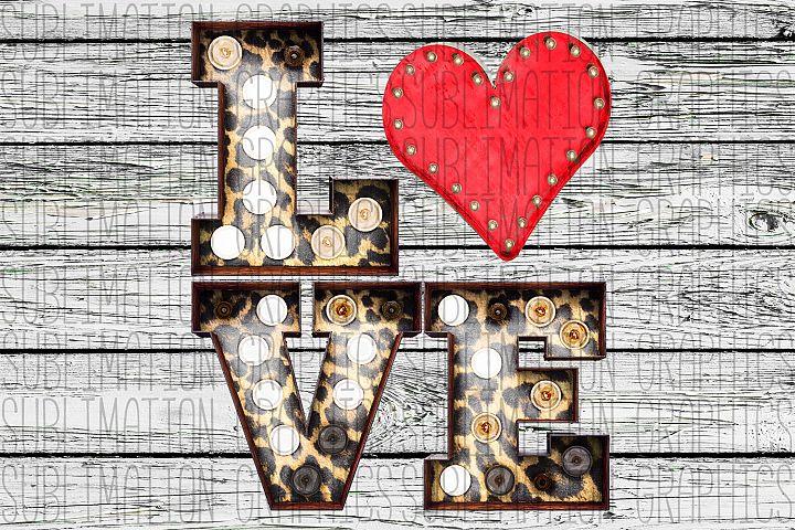 Love Sublimation Digital Download