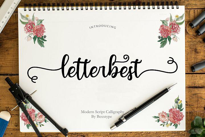letterbest Script