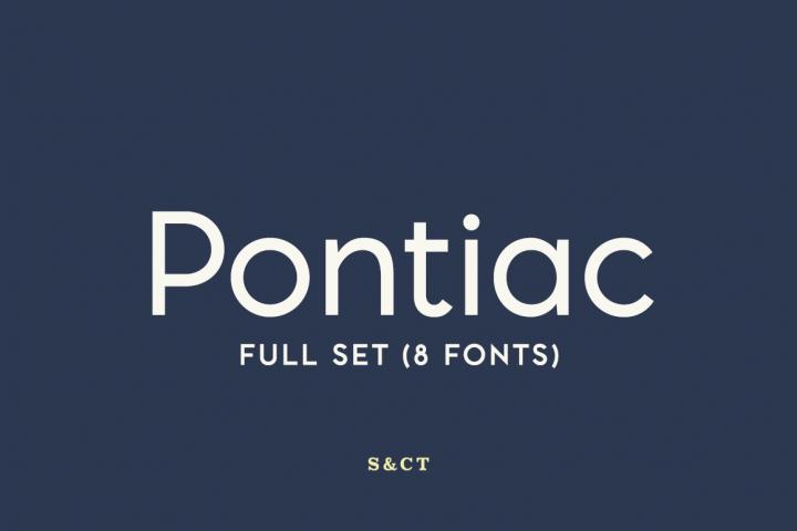 Pontiac Family (Full set)