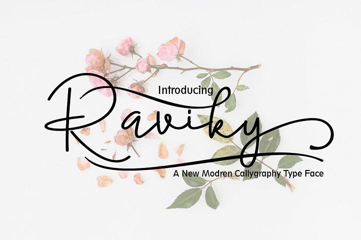 Raviky
