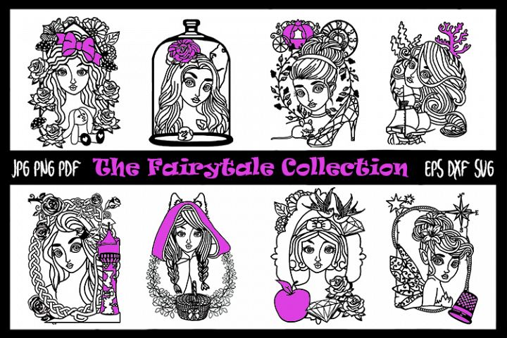 The Fairytale Collection from QCUK
