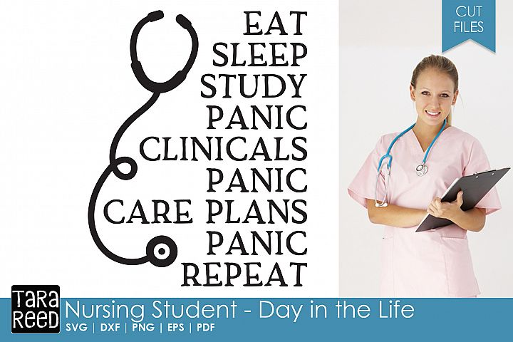 Nursing Student - A Day in the Life