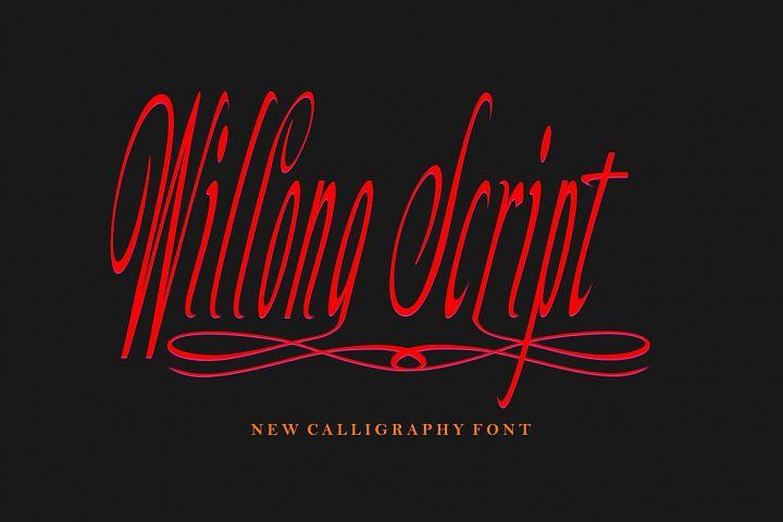 Willona Script