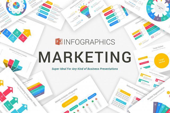 Marketing PowerPoint Infographics
