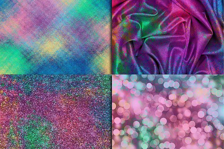 Mermaid Textures Digital Paper - Free Design of The Week Design 4