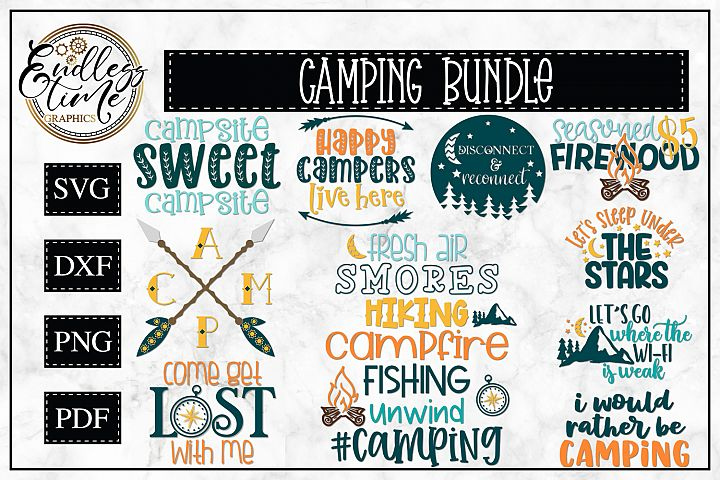 Camping Bundle - An Adventurous Little Bundle