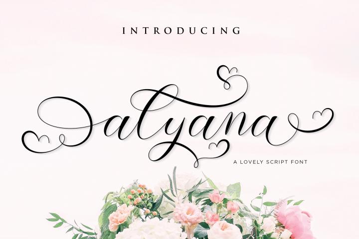alyana script