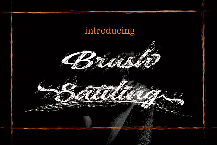 Brush Satiling