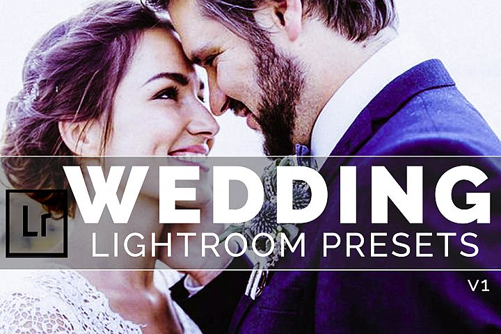 Wedding Lightroom Presets v1