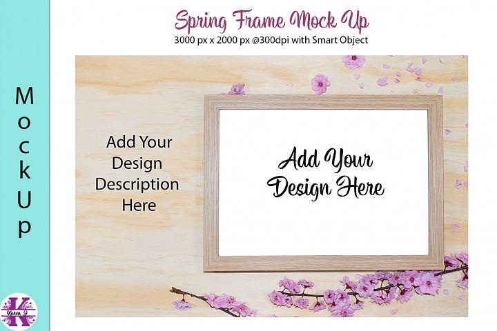 Spring Frame Mock Up