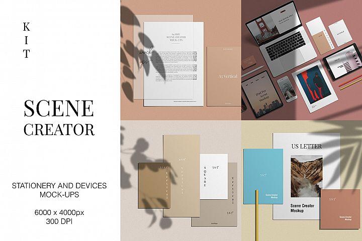 Scene Creator - Mock-ups Kit