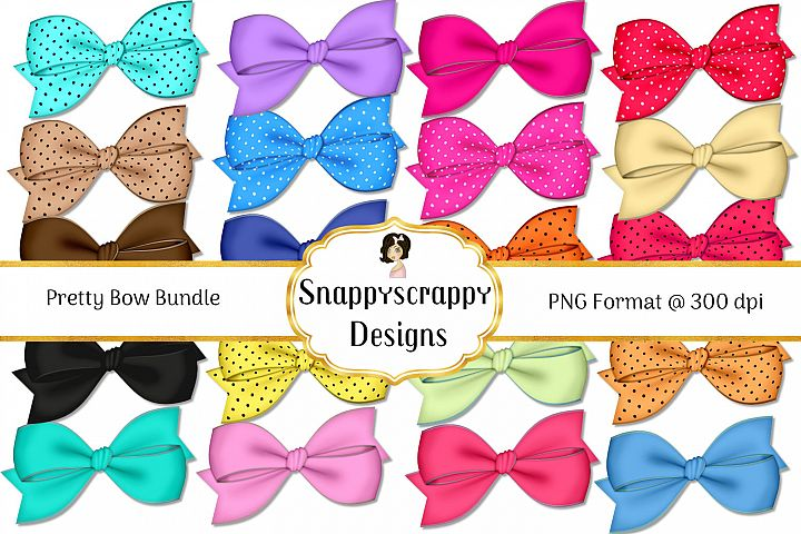 Pretty Bow Collection