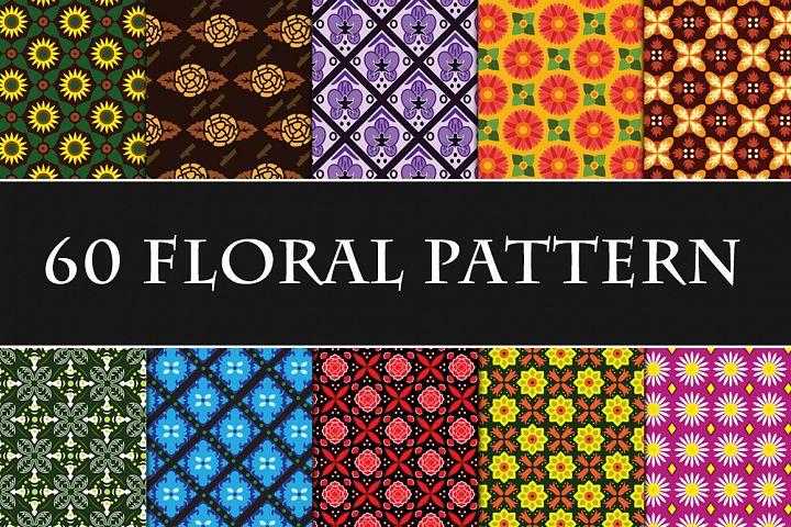 Floral Pattern Pack
