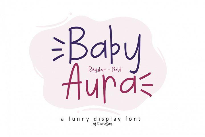 Baby Aura