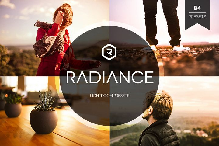 Radiance Lightroom Presets