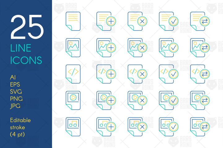 Document File Icons Pack