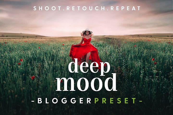 Deep Mood - Lightroom & Photoshop Camera Raw Presets