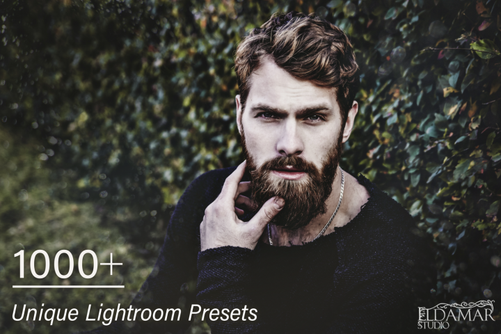 1000 Unique Lightroom Presets