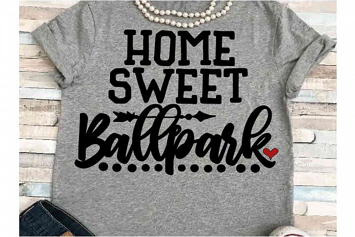 Baseball SVG DXF JPEG Silhouette Cameo Cricut Ballbark home
