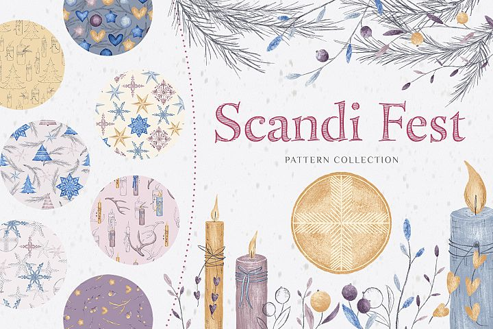 Scandi Fest - Patterns