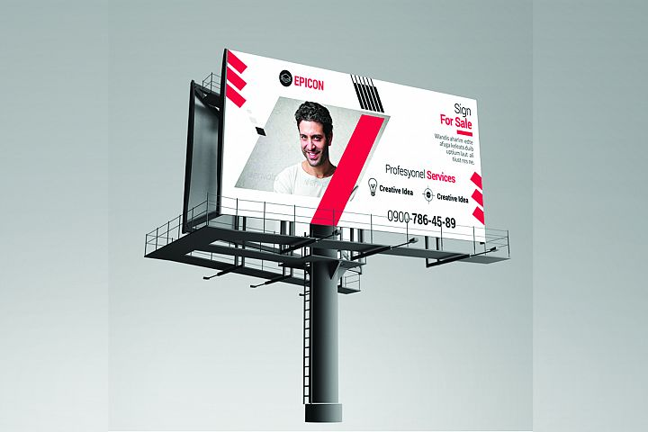 business billboard