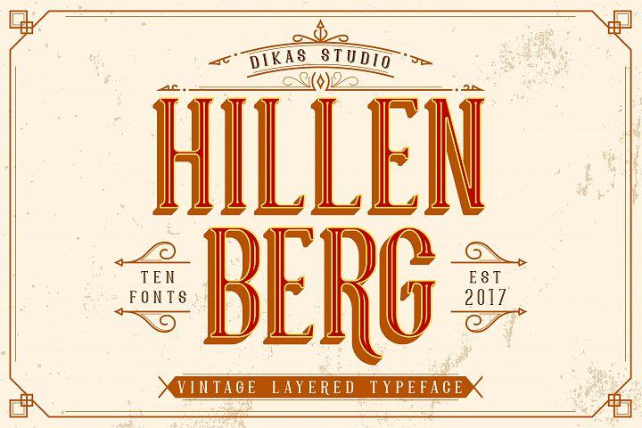 HillenbergExtras Intro Sale 50Off!