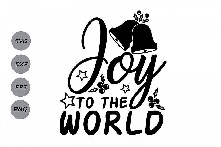 joy to the world svg, christmas svg, winter svg, joy svg.