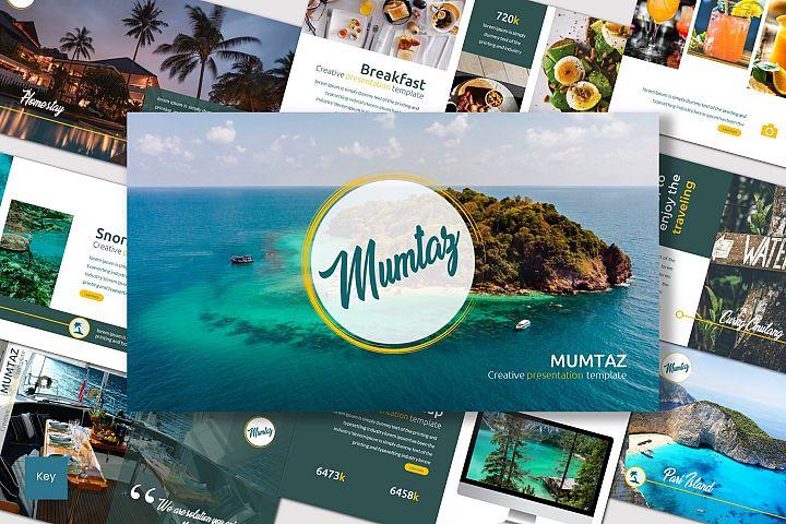 Mumtaz - Keynote Template