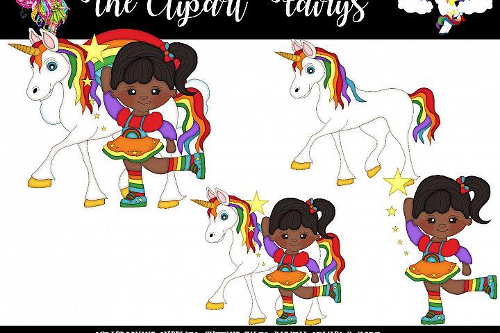 Rainbow Girls and Unicorns