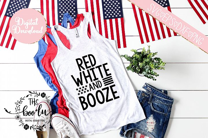Red White and Booze
