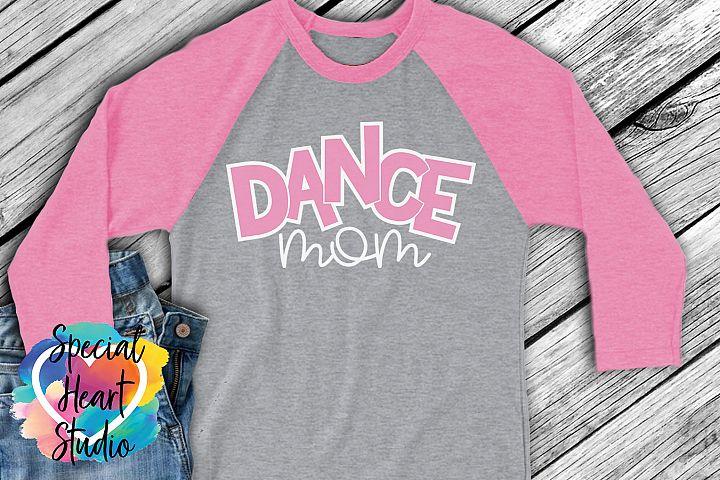 Dance Mom SVG