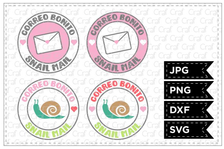 Correo Bonito - Snail Mail