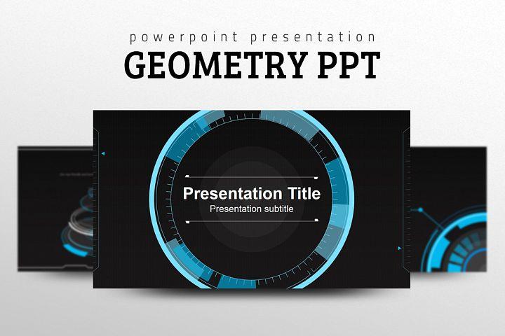 Geometry PresentationTemplate