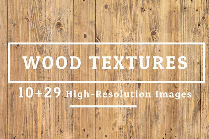 10+29 Wood Texture Background Set 05