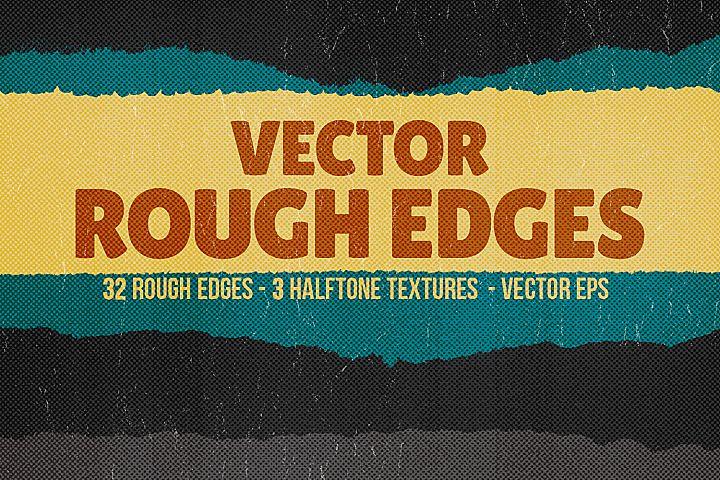 Vector Rough Edges