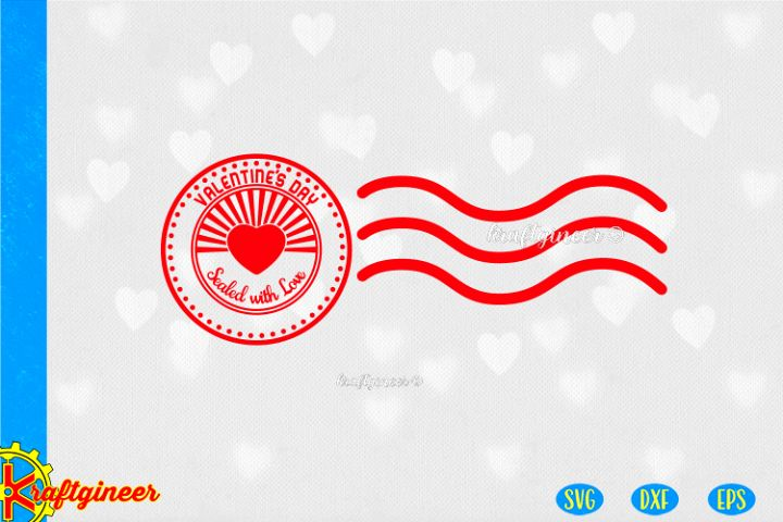 sealed with love SVG | Love SVG