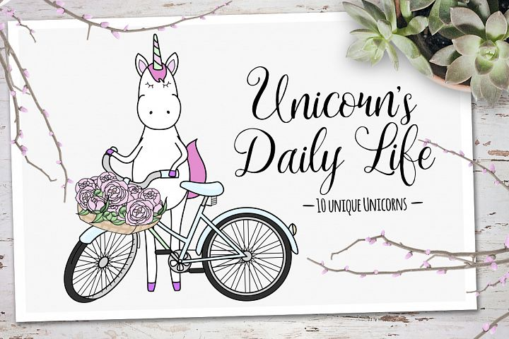 Unicorns Daily Life