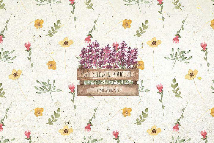 Wildflower bouquet