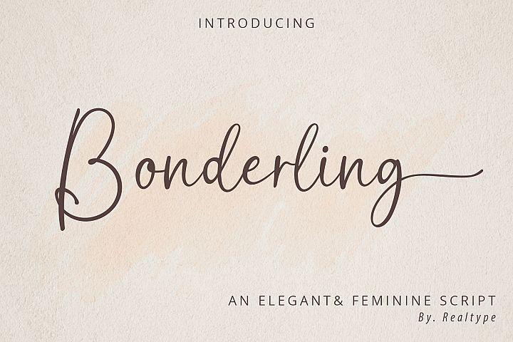 Bonderling