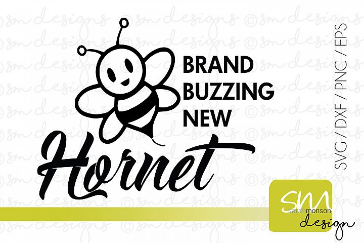 Brand Buzzing New Hornet