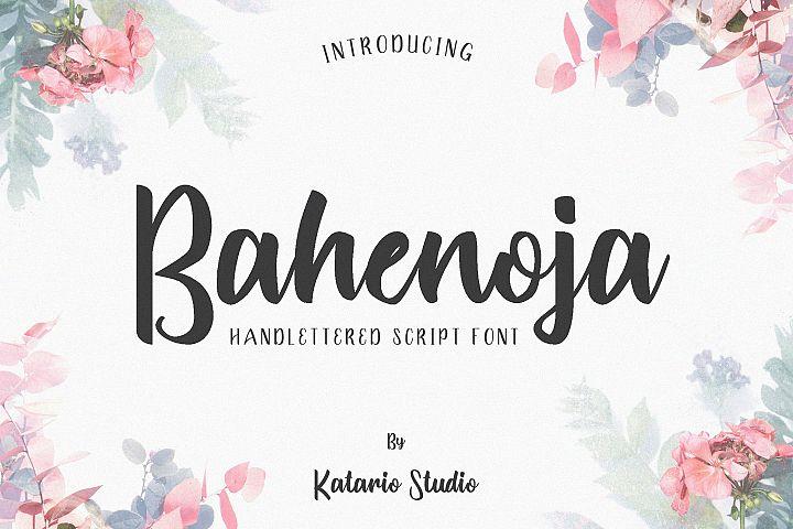 Bahenoja