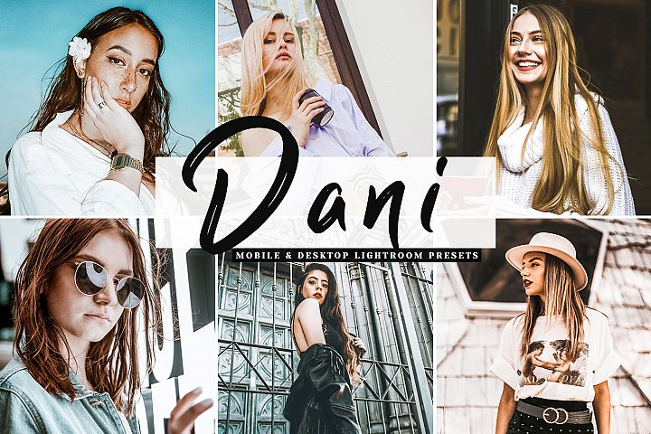 Dani Mobile & Desktop Lightroom Presets