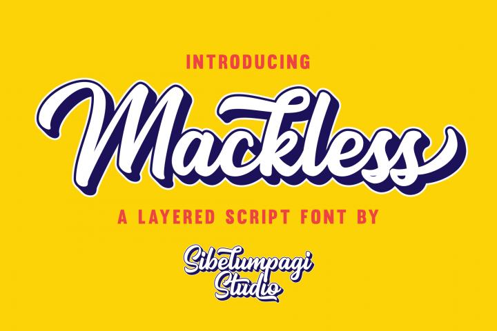 Mackless