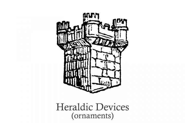 Heraldic Devices Premium (pack)  example image 6