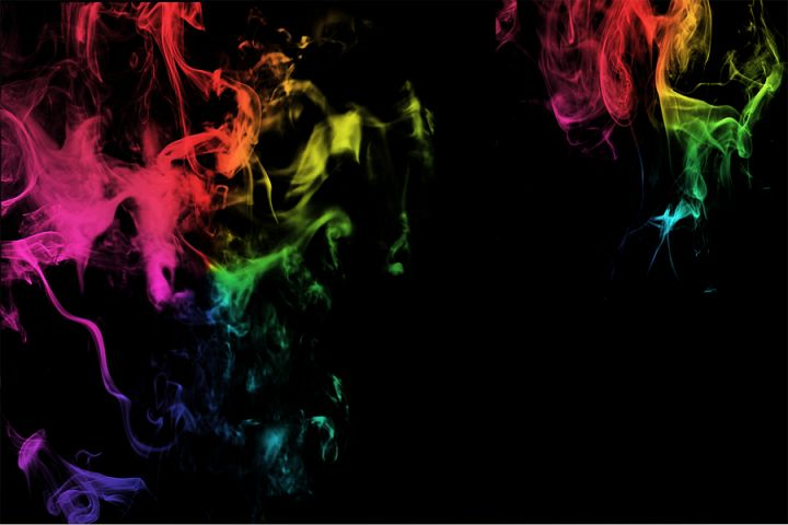 Colorful Smoke background